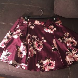 City Triangle Homecoming Skirt